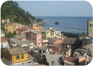 Artists Retreat In Monterosso