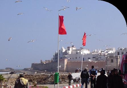 Castles - made in Essaouria