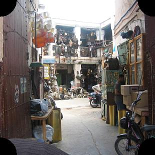 Marrakech - The Moroccan Marinade