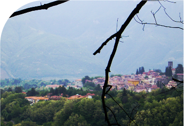 A Personal Tour of Barga