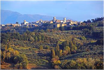 Agritourismo In Umbria