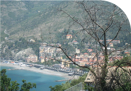 Levitating On A Day Trip To Levanto – Redux